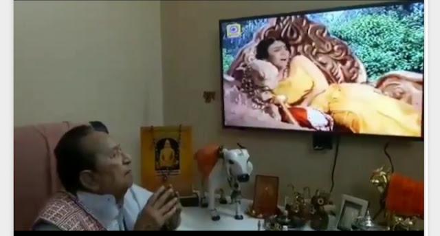Arvind Trivedi Ravan