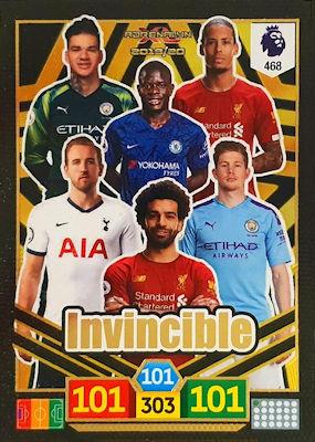 PANINI ADRENALYN XL Premier League 2019//20 édition limitée Jésus Manchester City