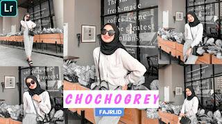 Preset Lightroom Chocho Grey Terbaru DNG & XMP