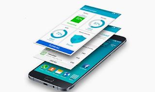 Samsung Galaxy A8 (2016) terbaru