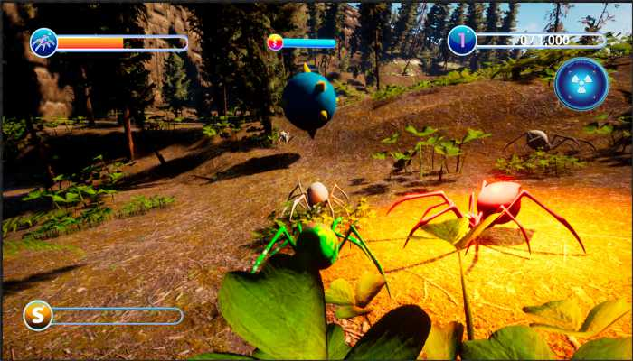Download Busy Spider For PC