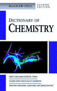 DICTIONARY OF CHEMISTRY BY McGRAW HILL PUBLICATION