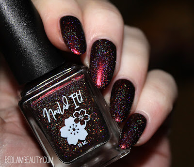 Nailed It! Nail Polish The Anti-Claus | Polish Pickup December 2019