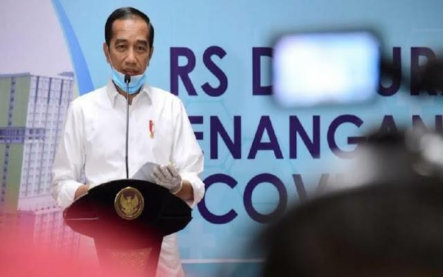 Voxpol Center Research: Jokowi Akui Gagal Pimpin Negara!