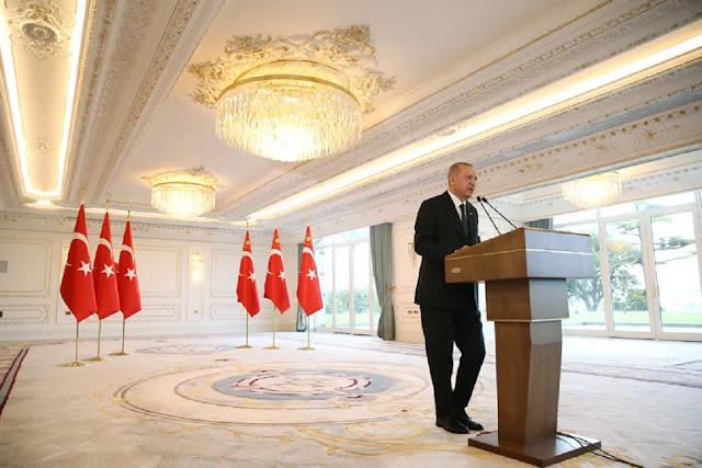Ο Ερντογάν κυκλώνει την Ευρώπη από τον Έβρο μέχρι την Τρίπολη…