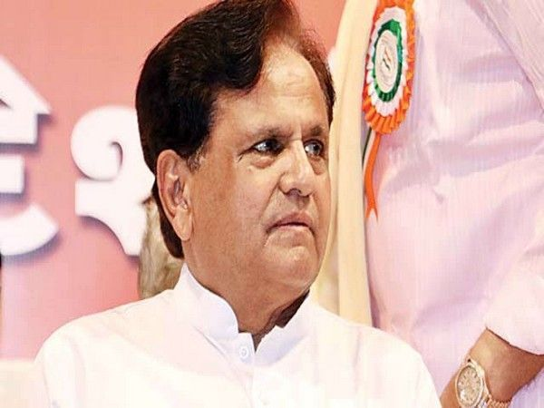 Rajnath Singh says Ahmed Patel made remarkable contribution to Congress, public life
