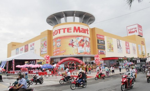 Lotte Mart Cần Thơ 1