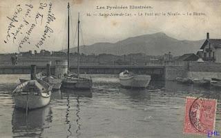 pays basque labourd port