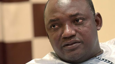 Image result for 8-year-old son of Gambian President-elect Adama Barrow dies after he was bitten by dog