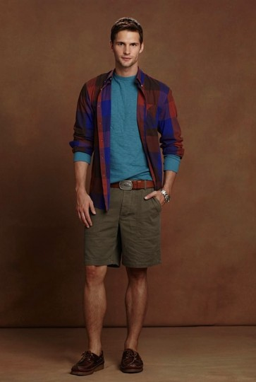 L L Bean Signature Mens Spring 2012 Lookbook