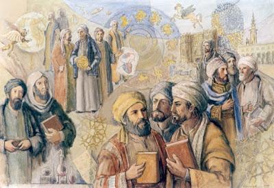 العلماء المسلمون و فضلهم على العالم
