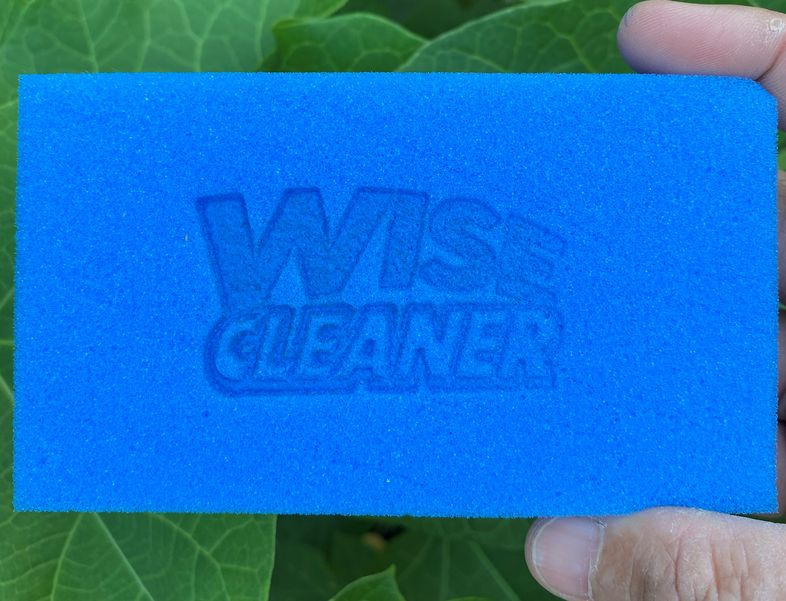 Wise Cleaner DIY Kit cleaning foam