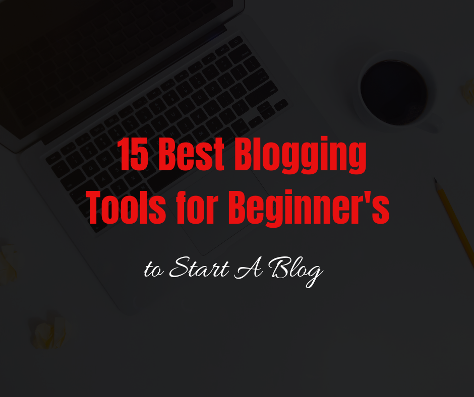 list of blogging tools