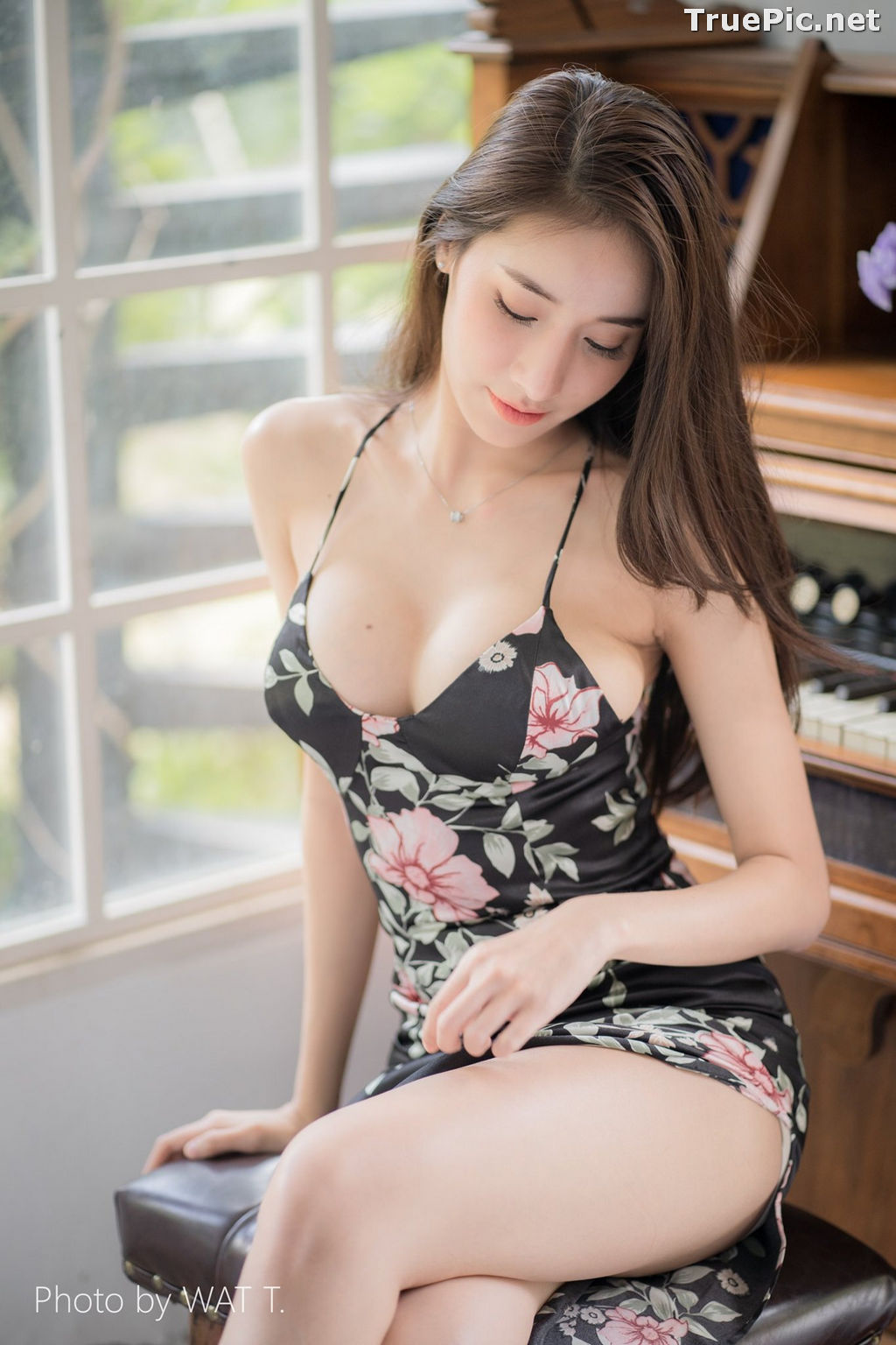 Image Thailand Beautiful Model - Pichana Yoosuk - Only MooK - TruePic.net - Picture-3