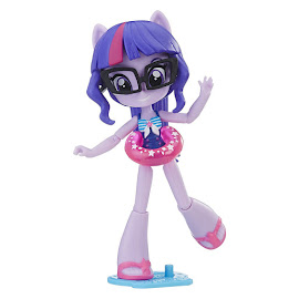 My Little Pony Equestria Girls Minis Beach Collection Beach Collection Singles Twilight Sparkle Figure