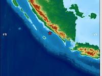 Bengkulu Dilanda Gempa Pagi Hari, BMKG: Berkekuatan Kecil