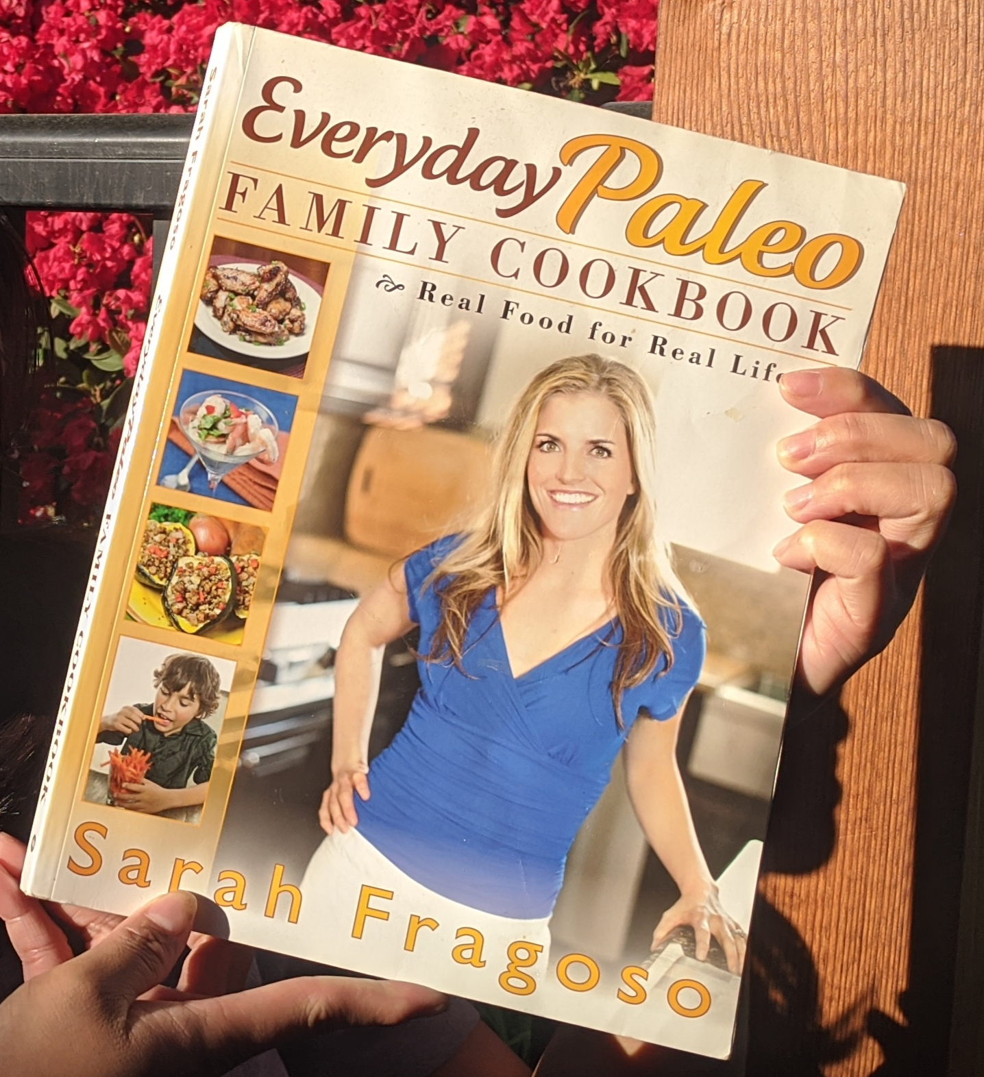 Paleo Cookbook For All Families Out There...