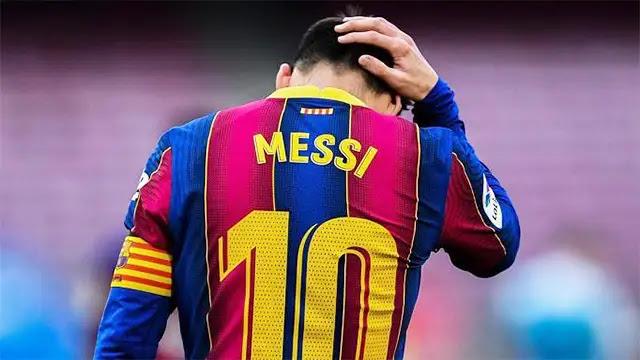 نادي برشلونة يعلن عن الاعب الذي سيحمل قميص ليونيل ميسي