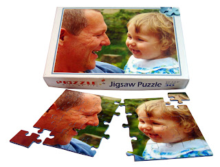 personal photo puzzles