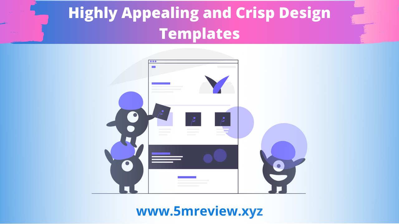 WebSuitePro Highly Appealing and Crisp Design Templates