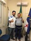 Ex-presidente da Casa João Dias de Sales adere ao grupo do prefeito Renato Sales.
