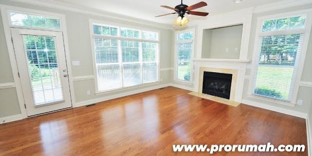 Keunggulan SPC Flooring - menghadirkan tampilan yang natural