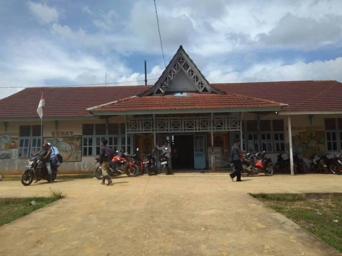 Puskesmas Balai Sepuak Berusaha Memberikan Pelayanan Dengan Baik