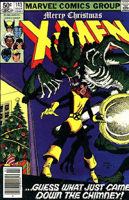 X-Men #143, Kitty Pryde and the N'garai