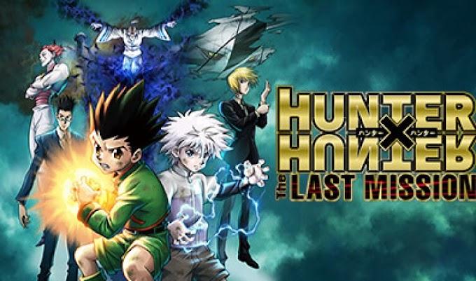 Hunter × Hunter: The Last Mission [MOVIE]