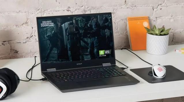 HP OMEN 15, Laptop Canggih untuk Para Gamer dan Konten Kreator;