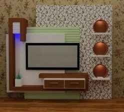 44 Modern TV wall units - unique living room TV cabinet ...