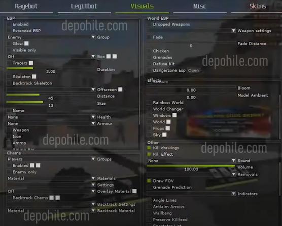 Counter Strike GO Blazecheat ESP, Aim Hilesi Mayıs 2020