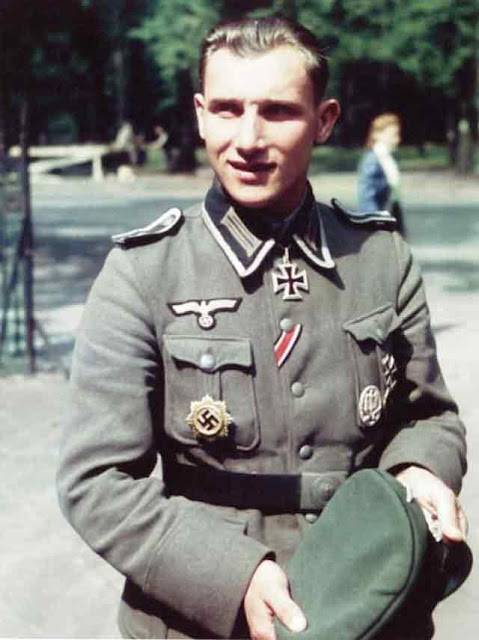Feldwebel (sergeant) Heinrich Schultz (Schulz) 18 October 1941 worldwartwo.filminspector.com
