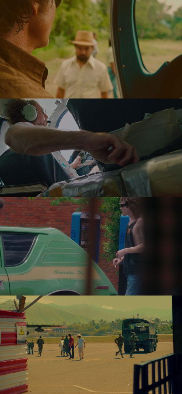 Barry Seal, sólo en América (2017) HD 1080p y 720p Latino