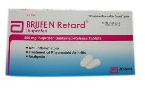 BRUFEN COLD FLU Film Tablet