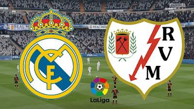 مشاهدة مباراة ريال مدريد ورايو فاليكانو بث مباشر اليوم
