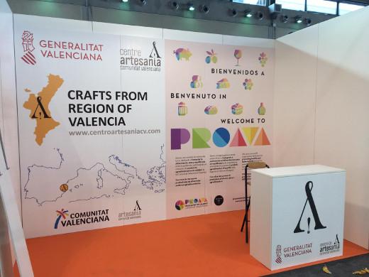 La cerveza artesanal valenciana se da a conocer en 'Beer Attraction' de la mano del Centro de Artesanía de la Comunidad Valenciana
