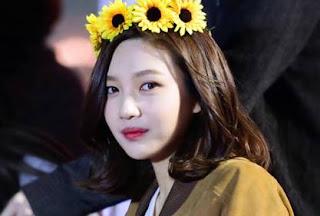 Biodata Joy Red Velvet