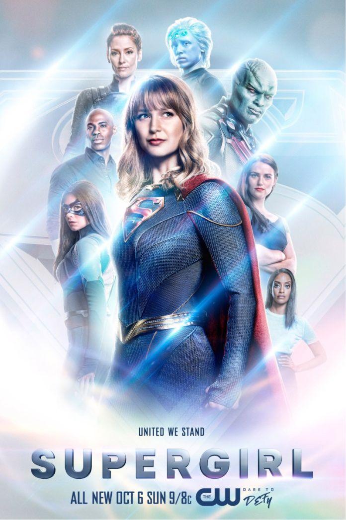 Supergirl Temporada 5 Ingles Subtitulado // Latino 720p