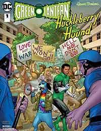 Green Lantern/Huckleberry Hound Special