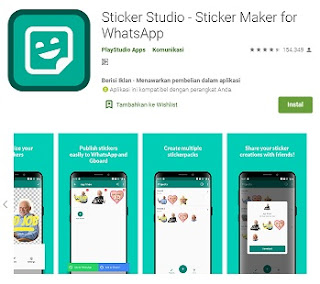 aplikasi pembuat stiker whatsapp terbaik di android