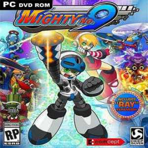 Mighty No 9 PC Game Free Download