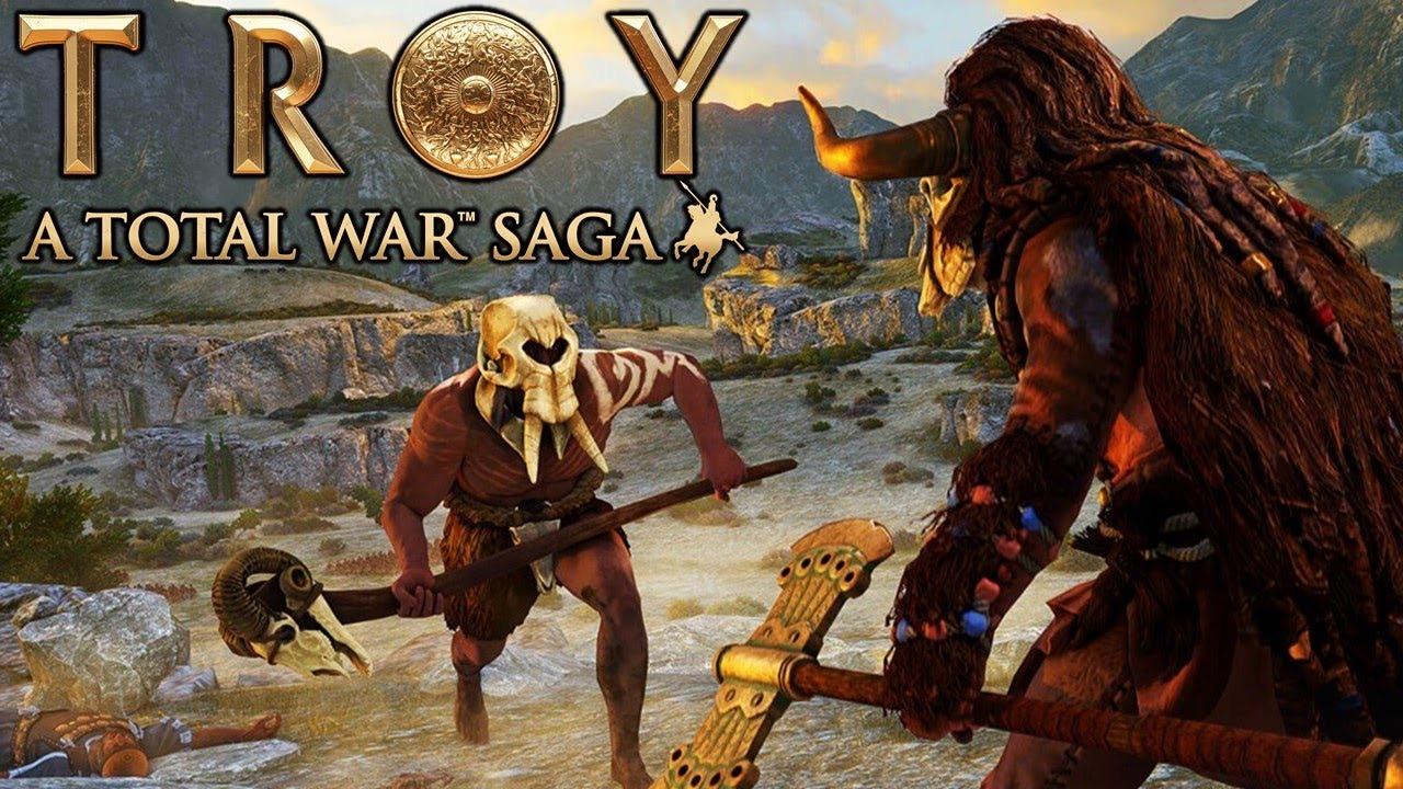 Total War Saga: TROY Free Download