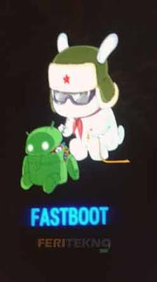 cara melakukan fastboot mode di handphone xiaomi 7