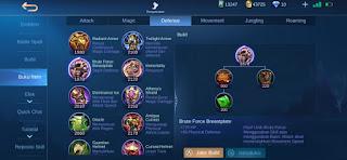 Perbedaan Magic Defense dan Physical Defense Pada Mobile Legend