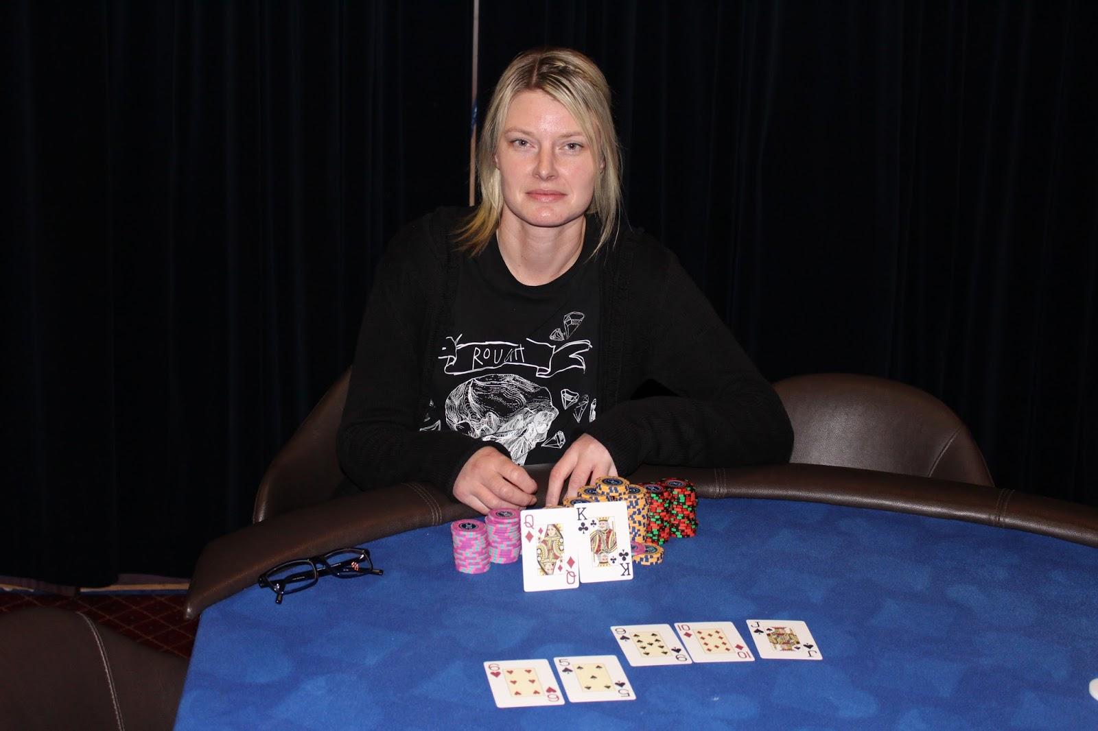 Texas Hold'em Poker Tournament Winner