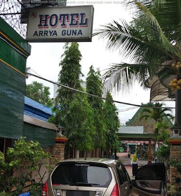 Hotel Arya Guna Pagelarang Banyumas