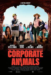 Corporate Animals [2020] [DVDR] [NTSC] [Latino]