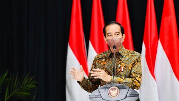 Jokowi Ingatkan Majelis Rektor: Ada yang Didik Mahasiswa Jadi Ekstremis