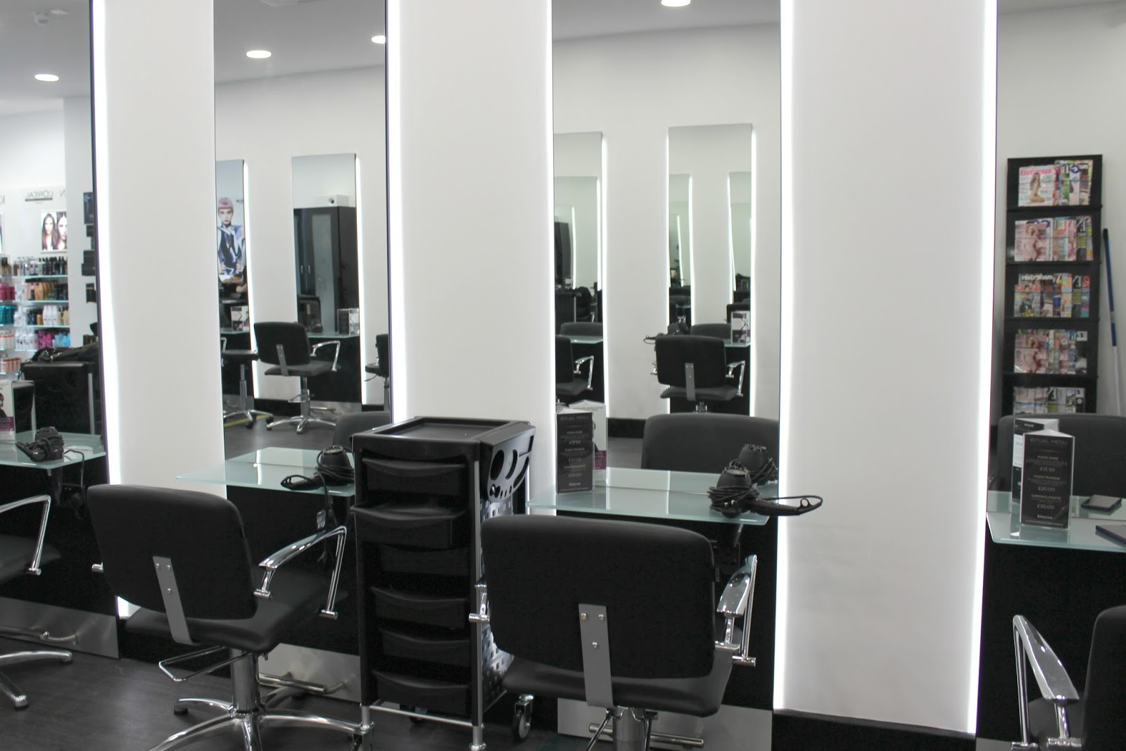Rush Hair Salon Leicester Tattooed Tealady